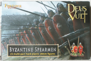 Fireforge Games 28mm FFG013 Byzantine Spearmen 9th - 11th Century